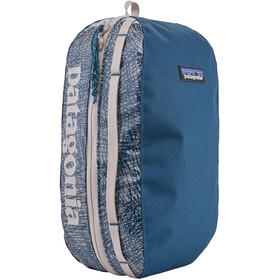Patagonia Black Hole Cubos M, mesh net/crater blue